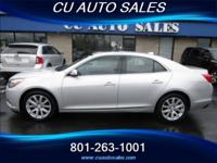 CU Auto Sales is pleased to offer this 2014 Chevrolet