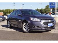 2014 Chevrolet Malibu LTZ 1LZ FWD 6-Speed Automatic