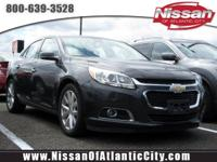 Look at this 2014 Chevrolet Malibu LTZ. Its Automatic