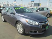Options:  2014 Chevrolet Malibu Ltz|Ltz|4Dr Sdn Ltz