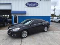 Options:  2014 Chevrolet Malibu Ltz|Black Granite