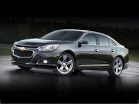PRIOR RENTAL. Malibu LTZ 1LZ, GM Certified, 4D Sedan,
