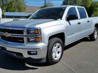 Exterior Color: silver ice metallic, Body: Pickup,