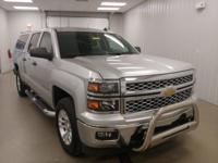 New Price! Silver Ice Metallic 2014 Chevrolet Silverado