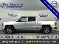 New Price! Clean CARFAX. 2014 Chevrolet Silverado 1500