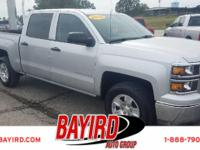 Check out this gently-used 2014 Chevrolet Silverado