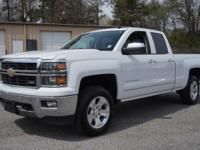 This 2014 Chevrolet Silverado 1500 LTZ is proudly