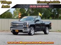 Immaculate One Owner Truck!! Full power options!! Power