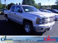Engine: 4.3 L V6 Exterior Color: Silver Ice Metallic