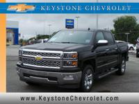 This exceptional example of a 2014 Chevrolet Silverado