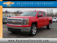 This success red 2014 Chevrolet Silverado 1500 LT might