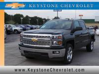 LX is provided by Keystone Chevrolet. There are no