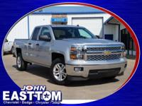 Exterior Color: silver ice, Body: Extended Cab Pickup