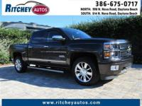 CERTIFIED PRE-OWNED 2014 CHEVY SILVERADO 1500 HIGH