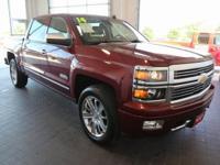 Options:  2014 Chevrolet Silverado 1500 High