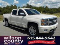 2014 Chevrolet Silverado 1500 High Country EcoTec3 6.2L