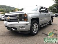 Options:  Driver Alert Package| High Country Premium