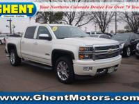 EPA 20 MPG Hwy/14 MPG City! Nav System, Heated/Cooled