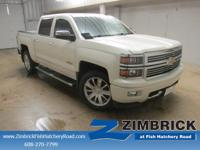 Options:  2014 Chevrolet Silverado 1500 4Wd Crew Cab