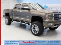 HIGH COUNTRY-4X4-LIFTED-REAR CAM-MYLINK-BLUETOOTH-LANE