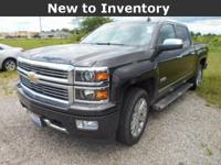 Silverado... 1500... High Country... Crew Cab... 5.3