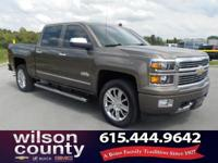 2014 Chevrolet Silverado 1500 High Country EcoTec3 5.3L