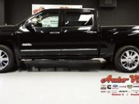 5.3L V8, HIGH COUNTRY PACKAGE, FULL CREW CAB, LEATHER,