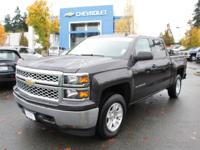 Exterior Color: tungsten, Body: Crew Cab Pickup,