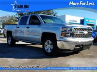 New Price! This 2014 Chevrolet Silverado 1500 LT in