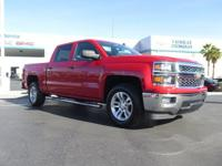 Look at this 2014 Chevrolet Silverado 1500 LT. Its