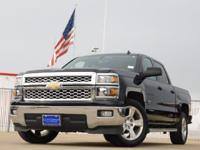 2014 Chevrolet Silverado 1500 LT1 Black 6-Speed