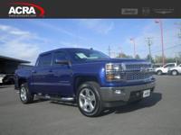 Chevrolet Silverado 1500, options include:  Satellite