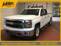 This 2014 Chevrolet Silverado 1500 LT is proudly
