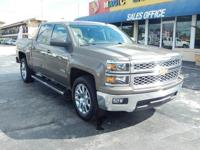 Options:  2014 Chevrolet Silverado 1500 Lt|***No Dealer