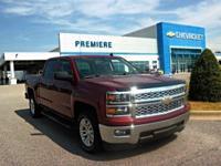 Options:  2014 Chevrolet Silverado 1500 Lt|Mar/|V6 4.3L