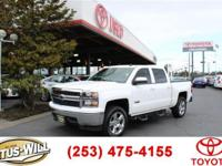 2014 Chevrolet Silverado 1500 LT White Recent