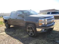 Introducing the 2014 Chevrolet Silverado 1500! A great