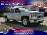 Options:  2014 Chevrolet Silverado 1500 Lt 1Lt All