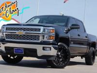 2014 Chevrolet Silverado 1500 LT Plus Package Black