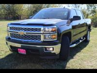 This BLACK 2014 Chevrolet Silverado 1500 LT might be