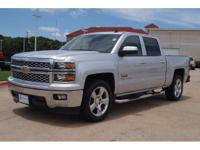 This 2014 Chevrolet Silverado 1500 LT is offered to you