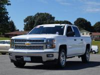 This 2014 Chevrolet Silverado 1500 LT is complete with
