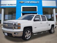Chuck Fairbanks Chevrolet is excited to offer this 2014