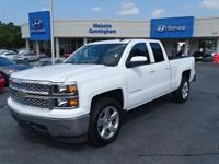 This 2014 Chevrolet Silverado 1500 LT Crew Cab is the