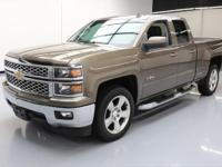 2014 Chevrolet Silverado 1500 with Texas Edition