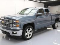 This awesome 2014 Chevrolet Silverado 1500 comes loaded