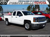 *ONE AT THIS PRICE*. Silverado 1500 LT and EcoTec3 4.3L