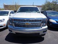2014 Chevrolet Silverado 1500 LT6-Speed Automatic