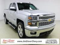 Drive home this 2014 Chevrolet Silverado 1500 LT in