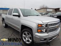 Options:  2014 Chevrolet Silverado 1500 Lt|We Offer